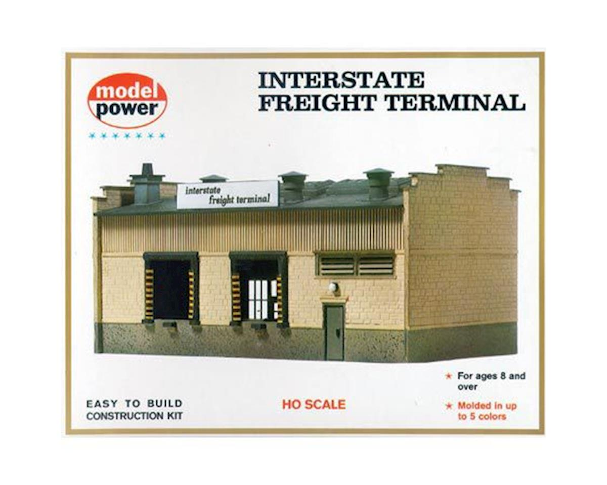 HO KIT Interstate Freight Terminal