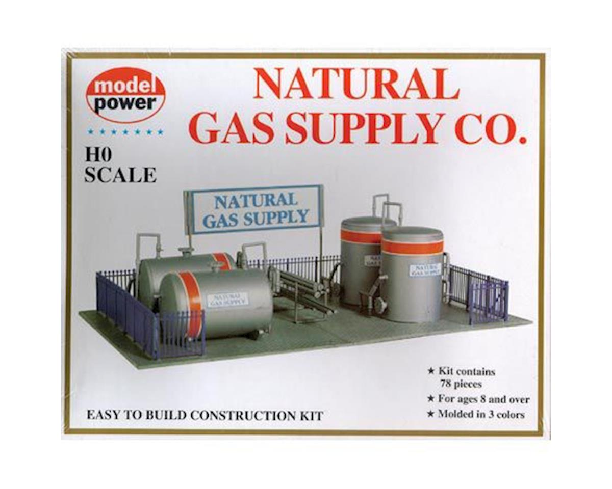 Model Power HO KIT Natural Gas Supply Co.