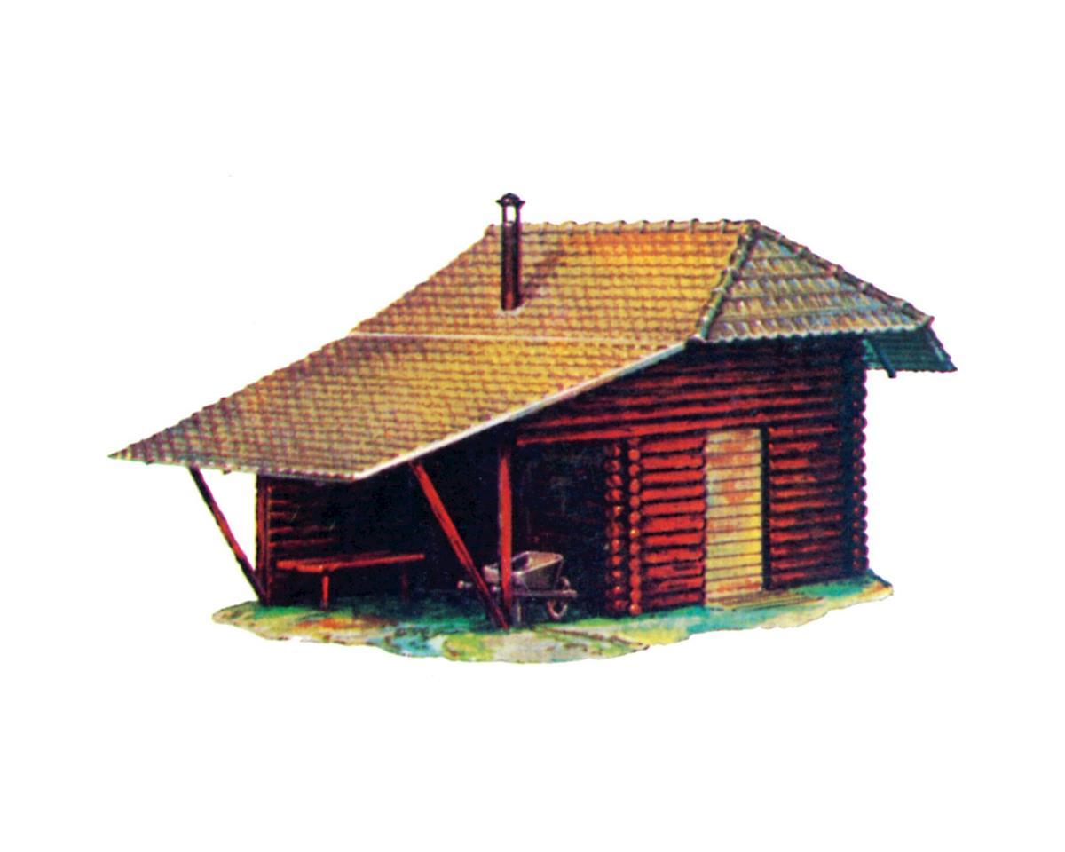 Model Power HO KIT Hunter's Log Cabin