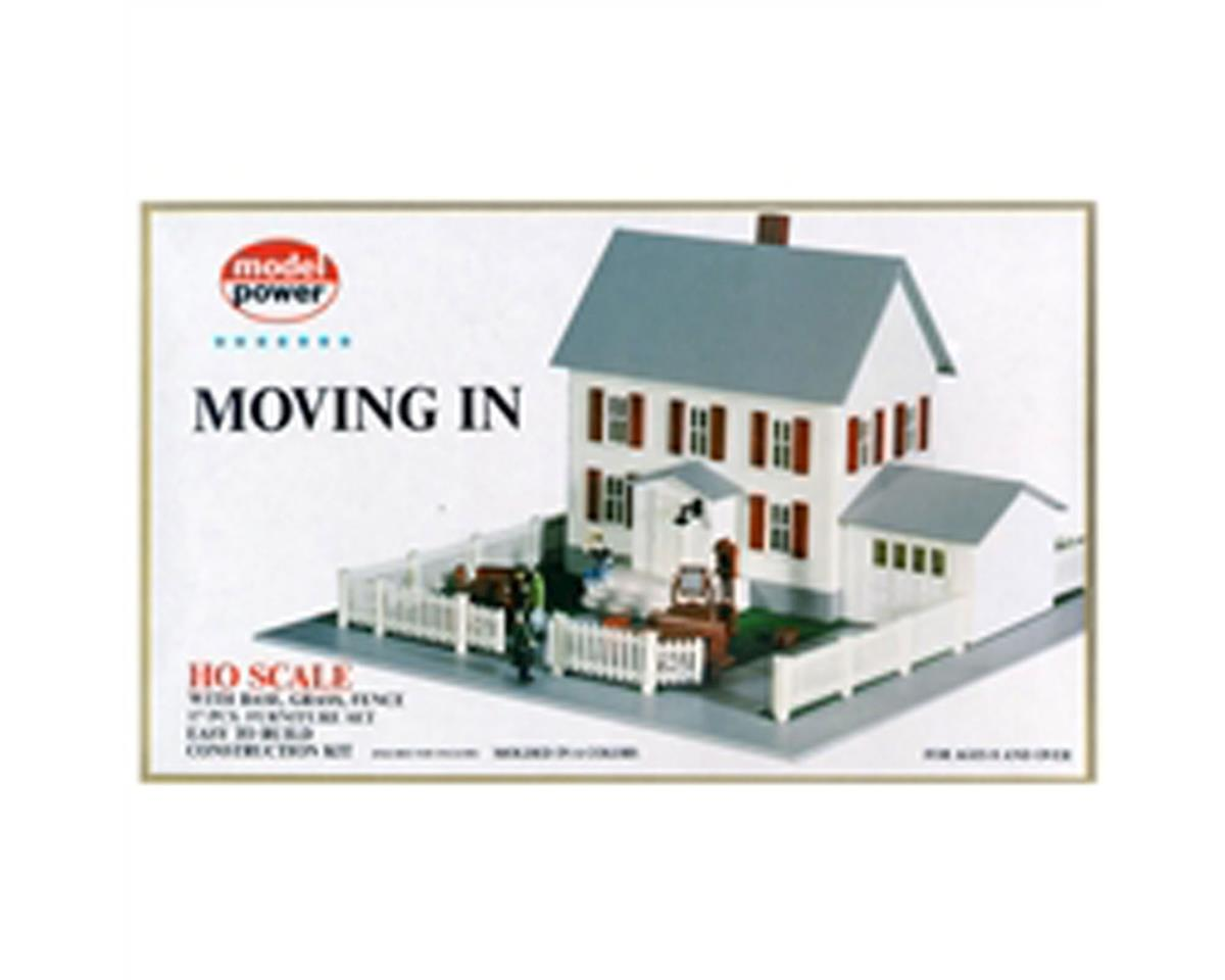 Model Power HO KIT MOVING IN HOUSE