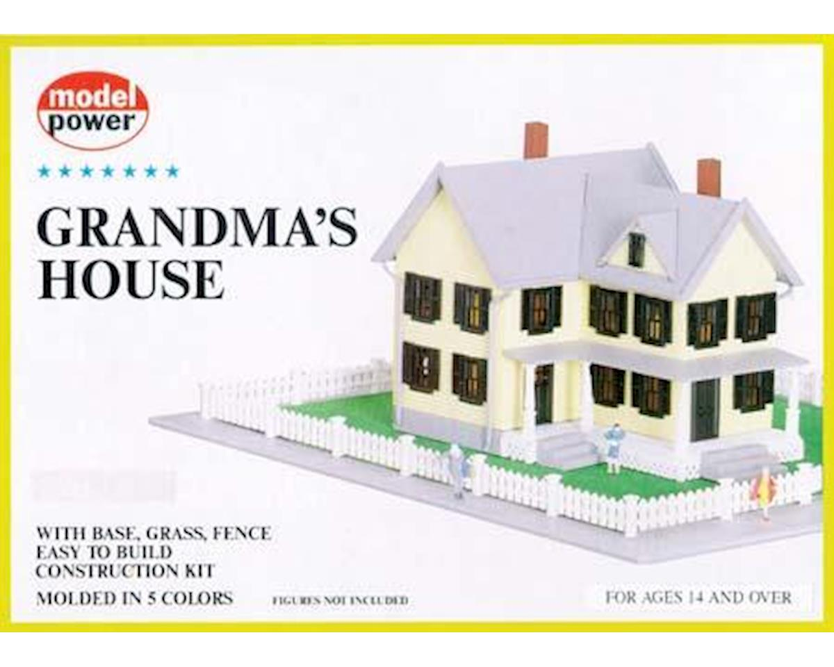 HO KIT Grandma's House by Model Power