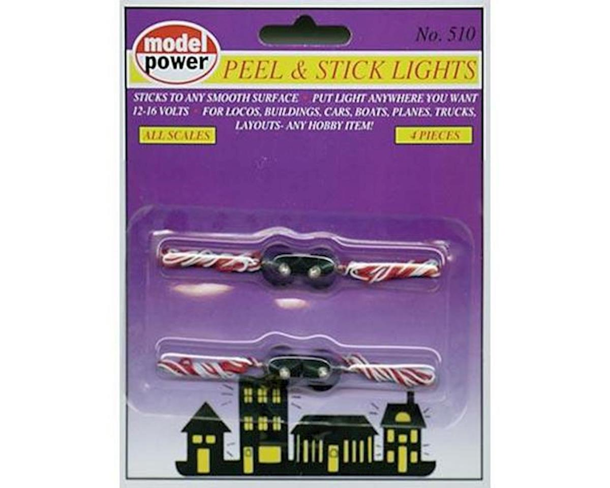 Model Power PEEL AND STICK 4PC