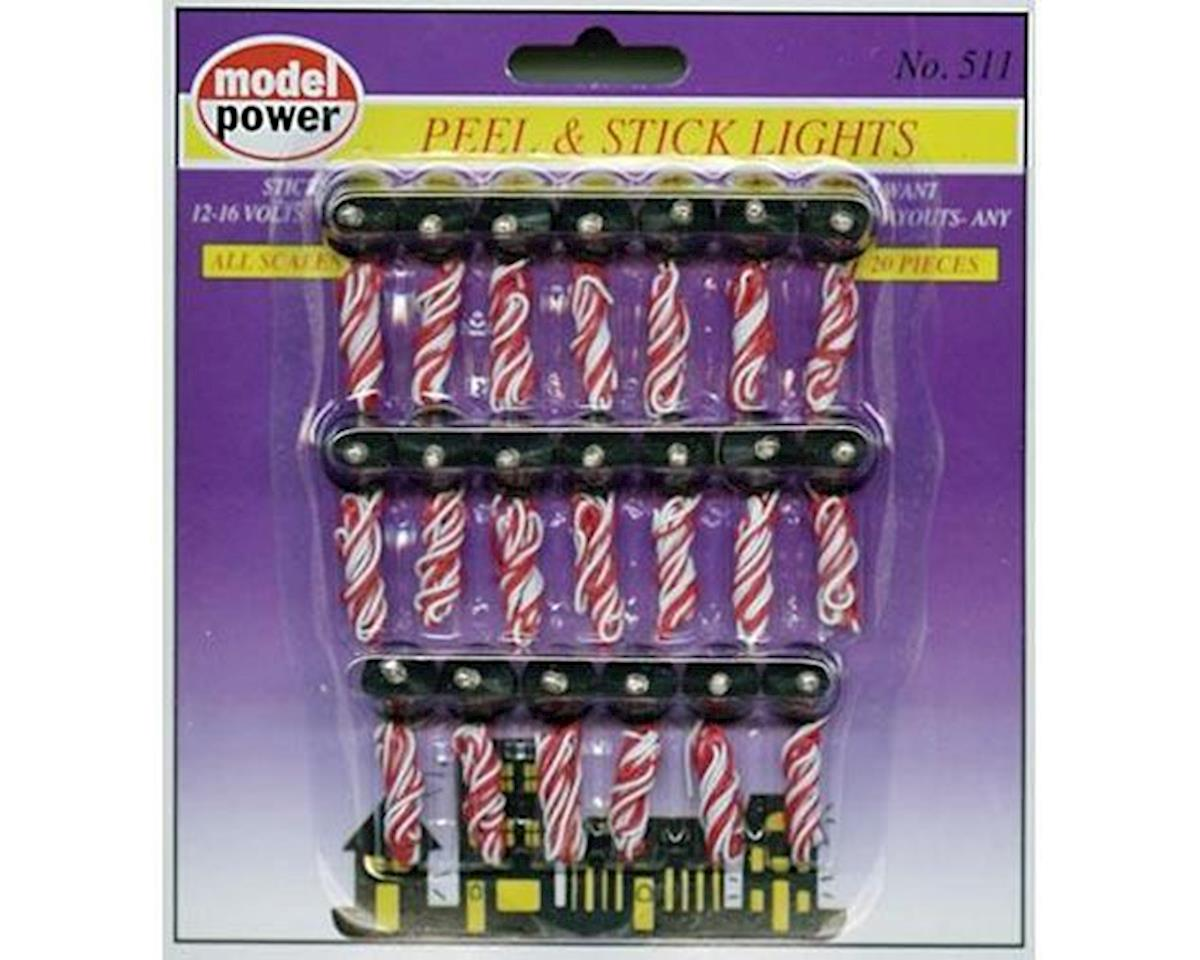 Model Power PEEL AND STICK 15PCS