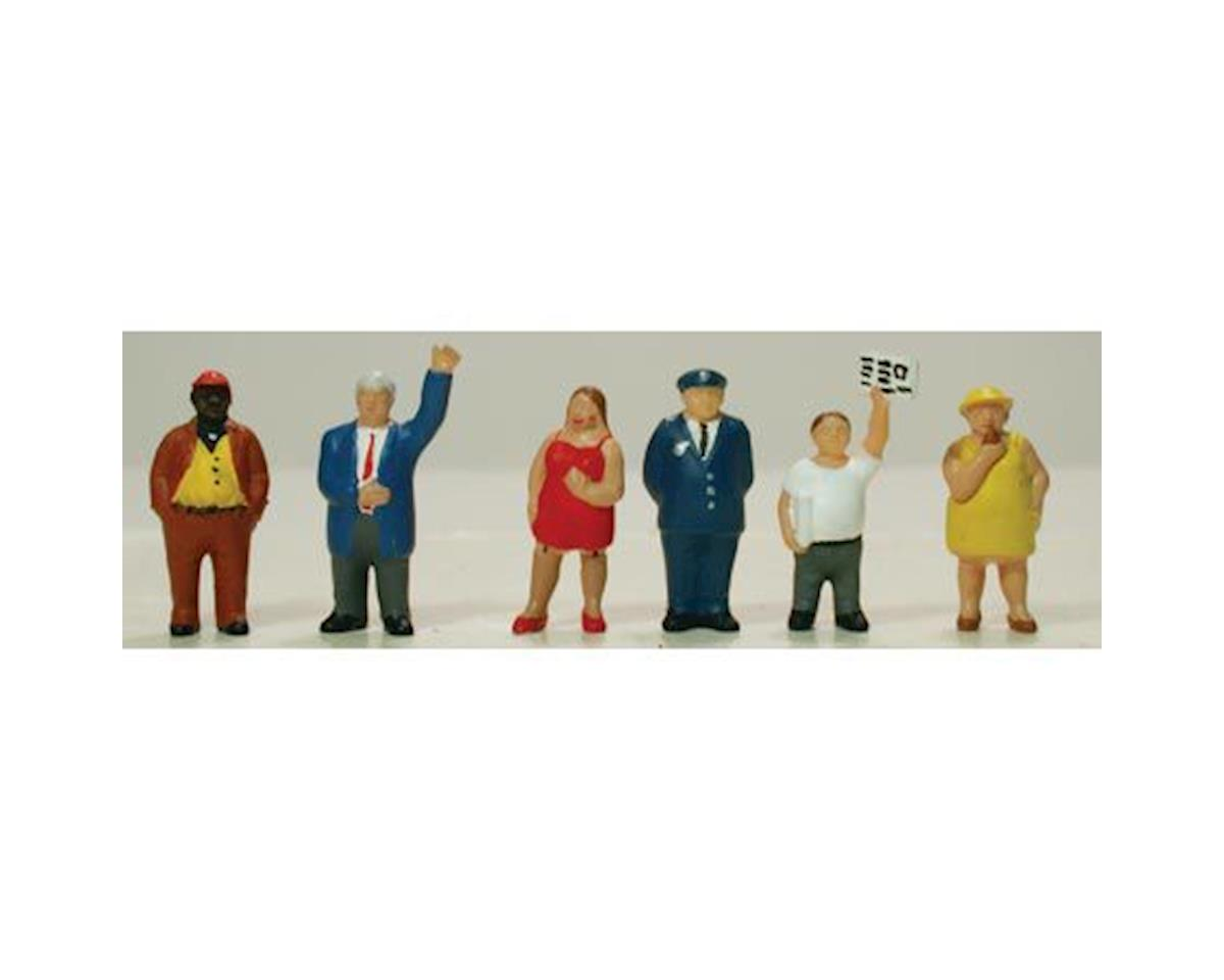 Model Power HO Fat People (6)