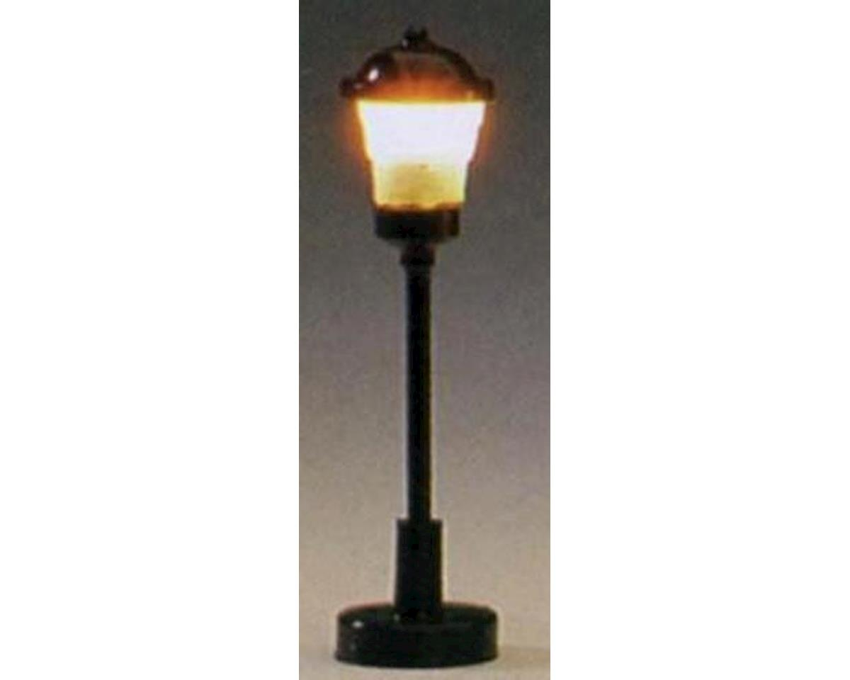 """Model Power HO Suburban Lamp, Frosted 1.5"""" (3)"""