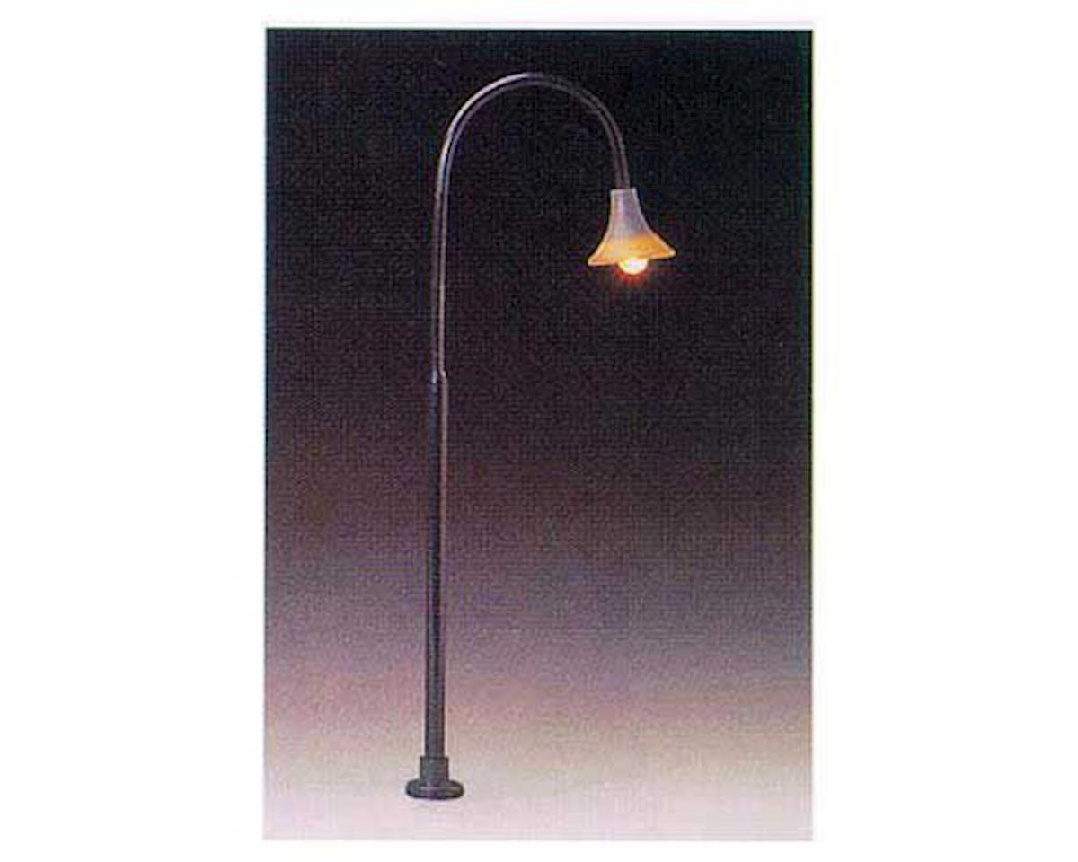 O Gooseneck Lamp Post (3) by Model Power