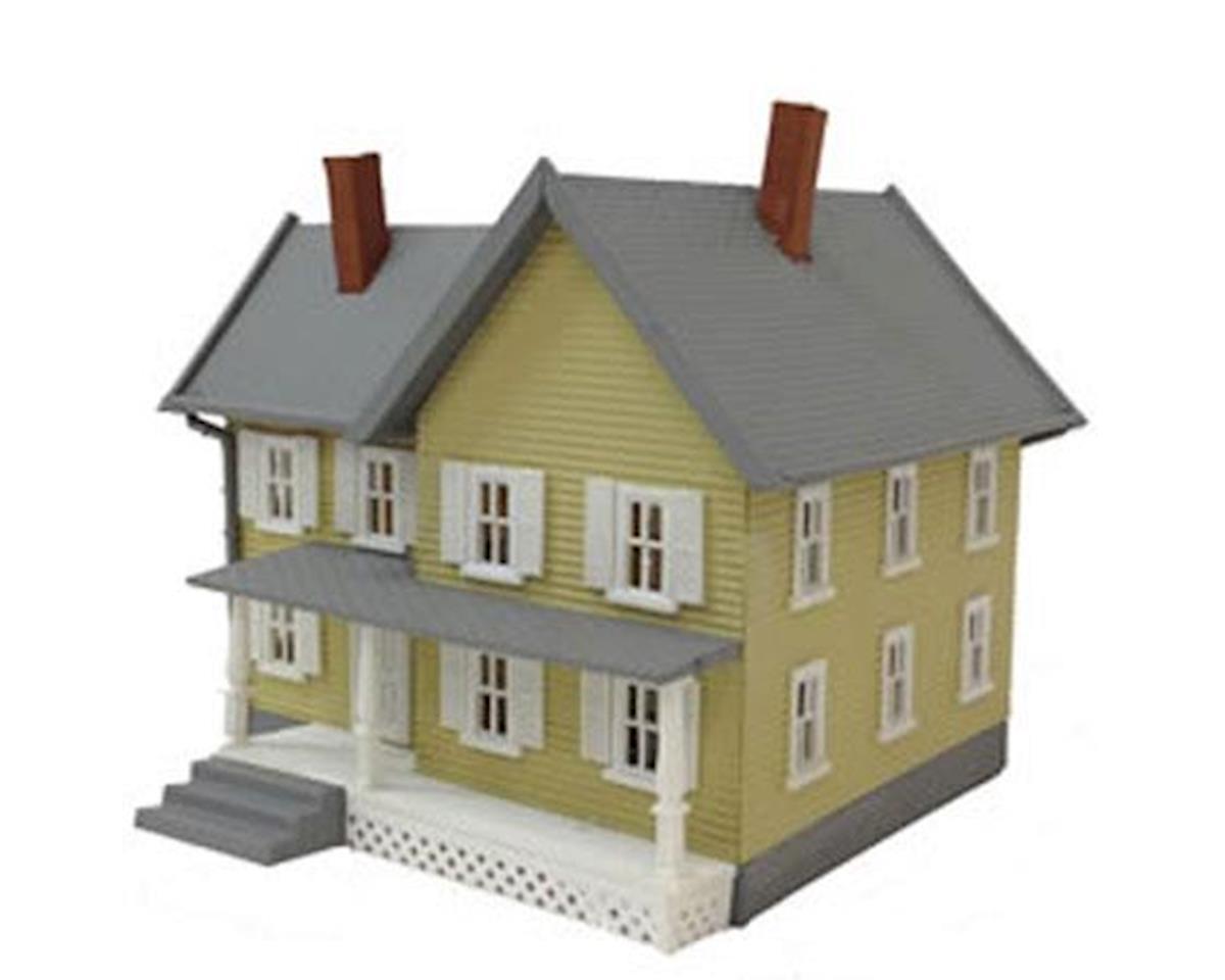 Model Power HO B/U Jackson's House