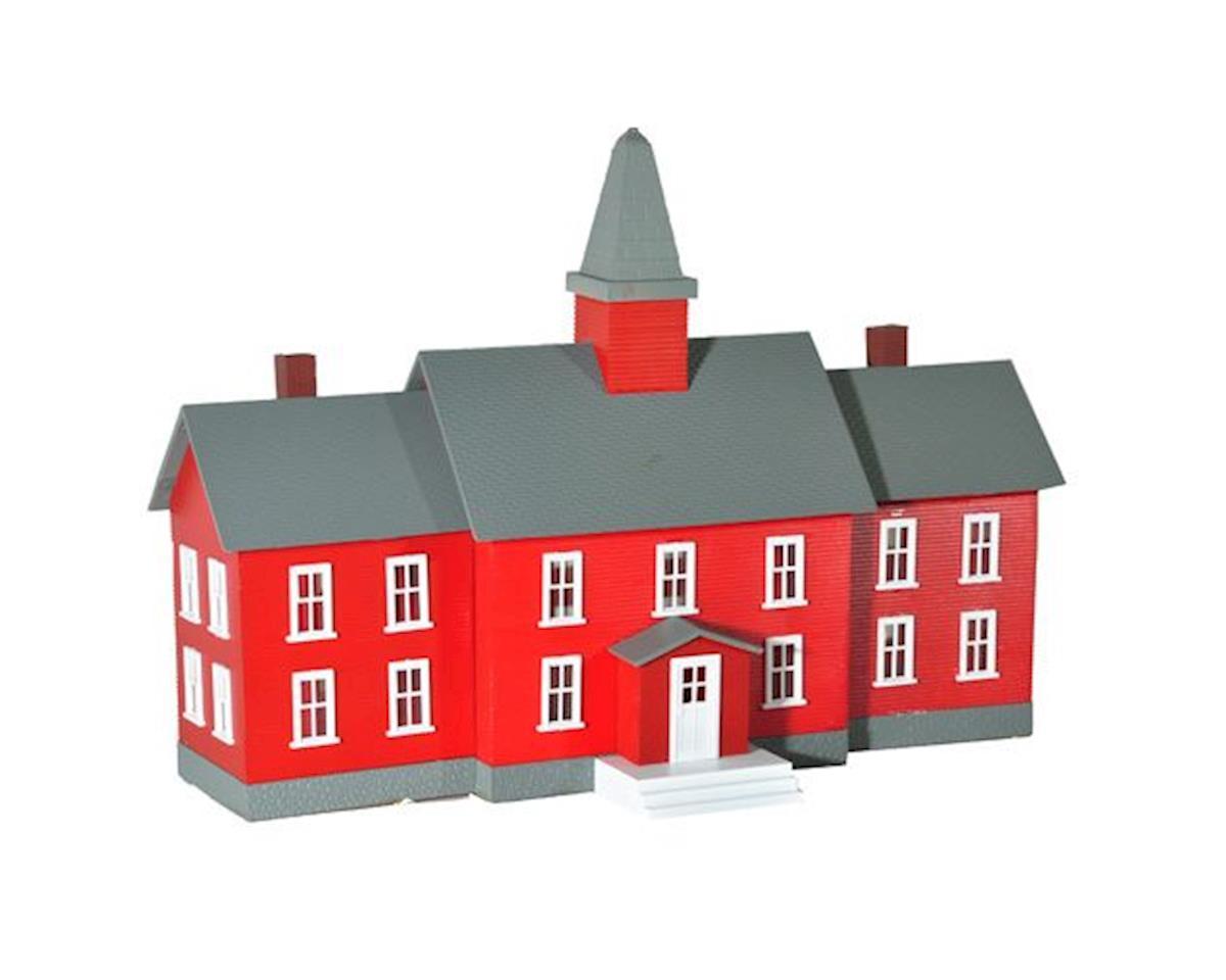 Model Power HO B/U Little Red School House