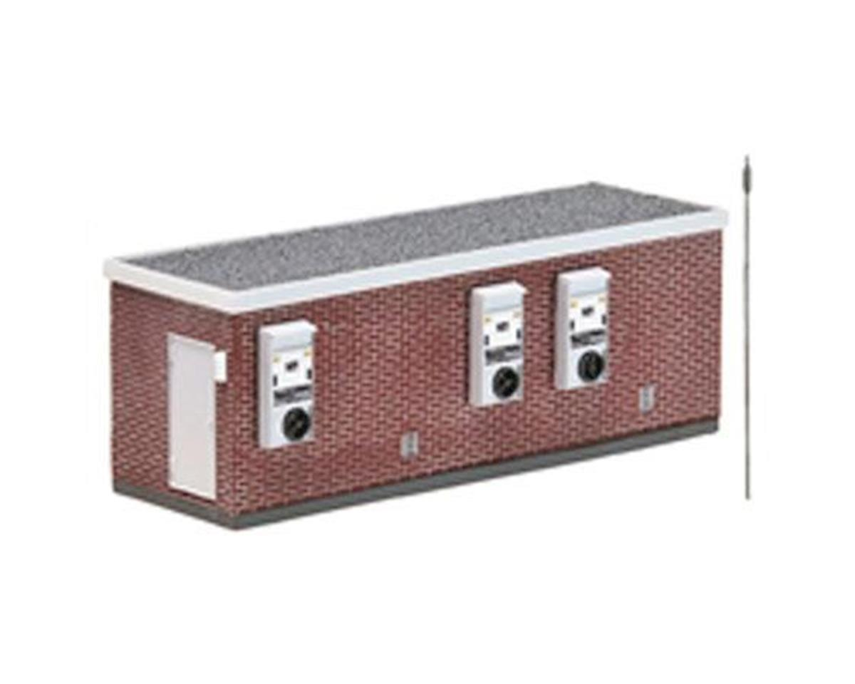 Model Power HO B/U Electric Signal Tower | relatedproducts