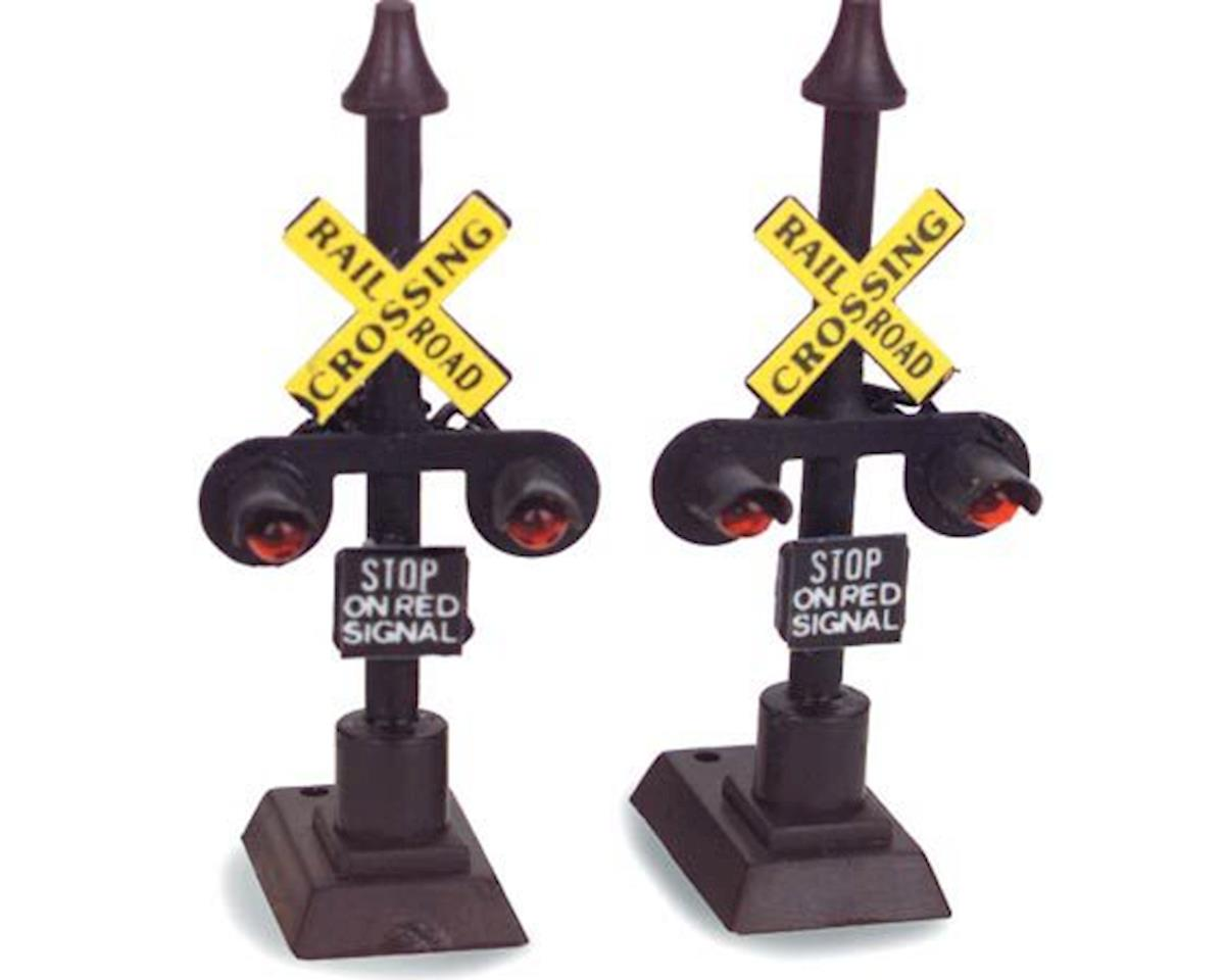 Model Power N Railroad Crossing Signal