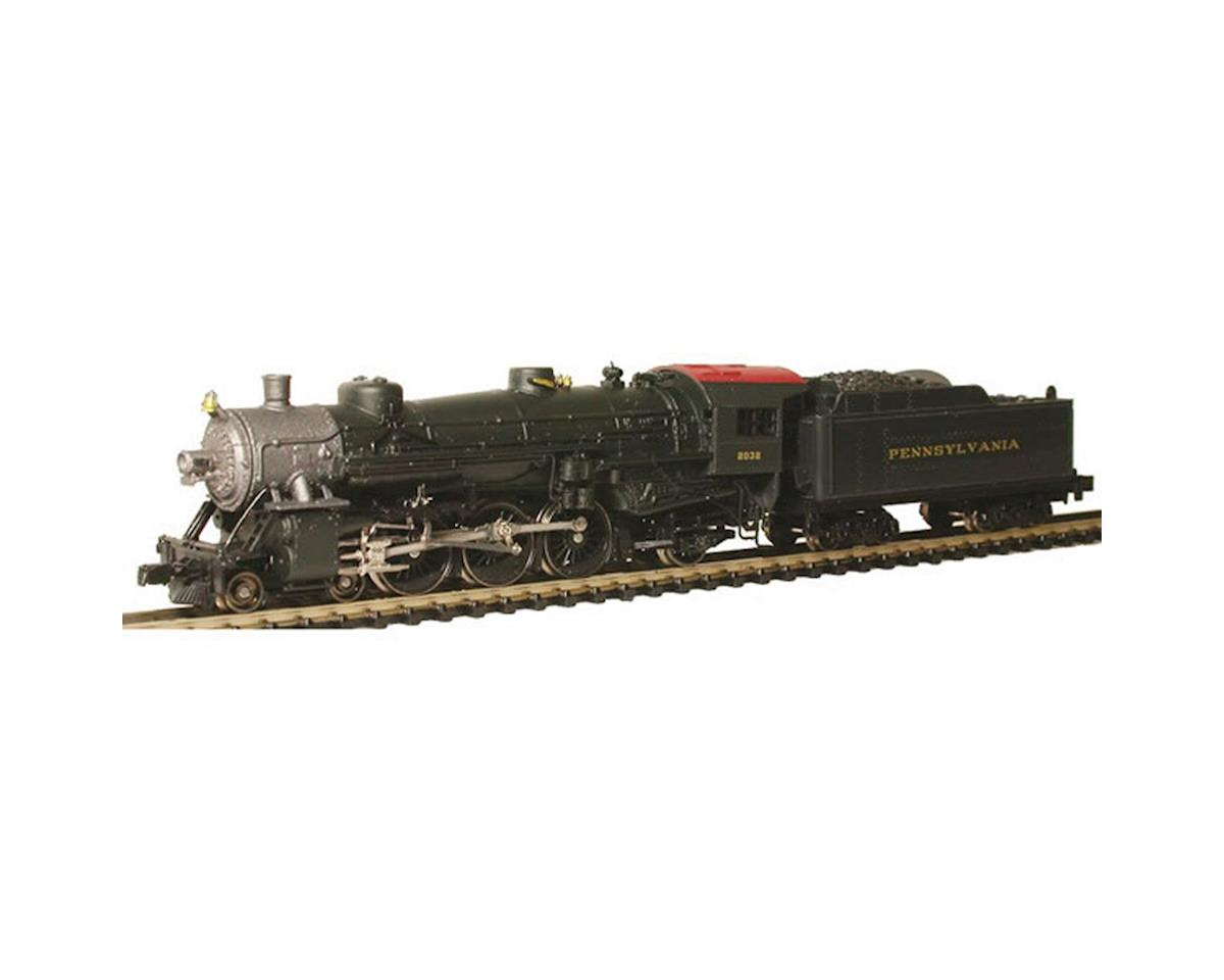 Model Power N USRA 4-6-2 w/STD Tender, PRR