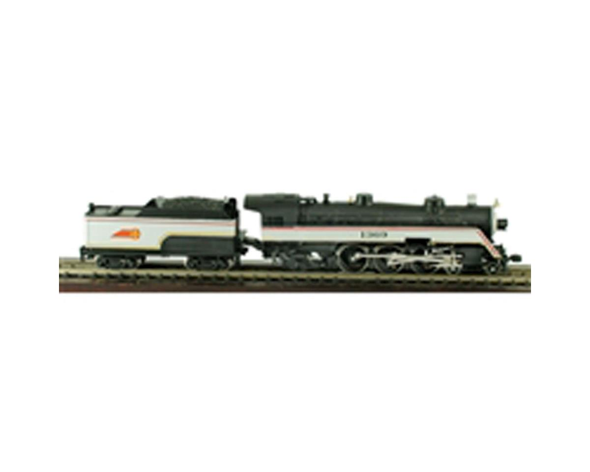 N USRA 4-6-2- Semi-Streamline w/DCC & Sound, SF