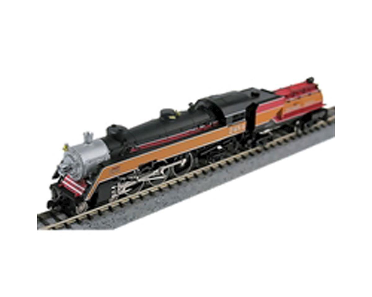 Model Power N 4-6-2 USRA Semi-Streamlined, SP