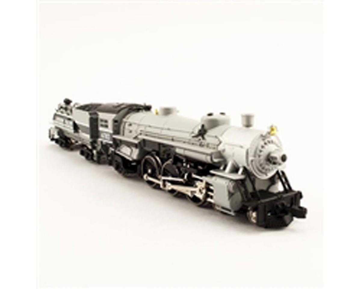 Model Power N USRA 4-6-2- Semi-Streamline, UP