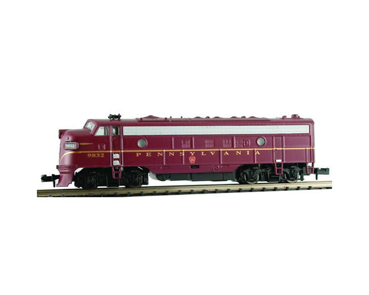 Model Power N FP7 Phase II, PRR