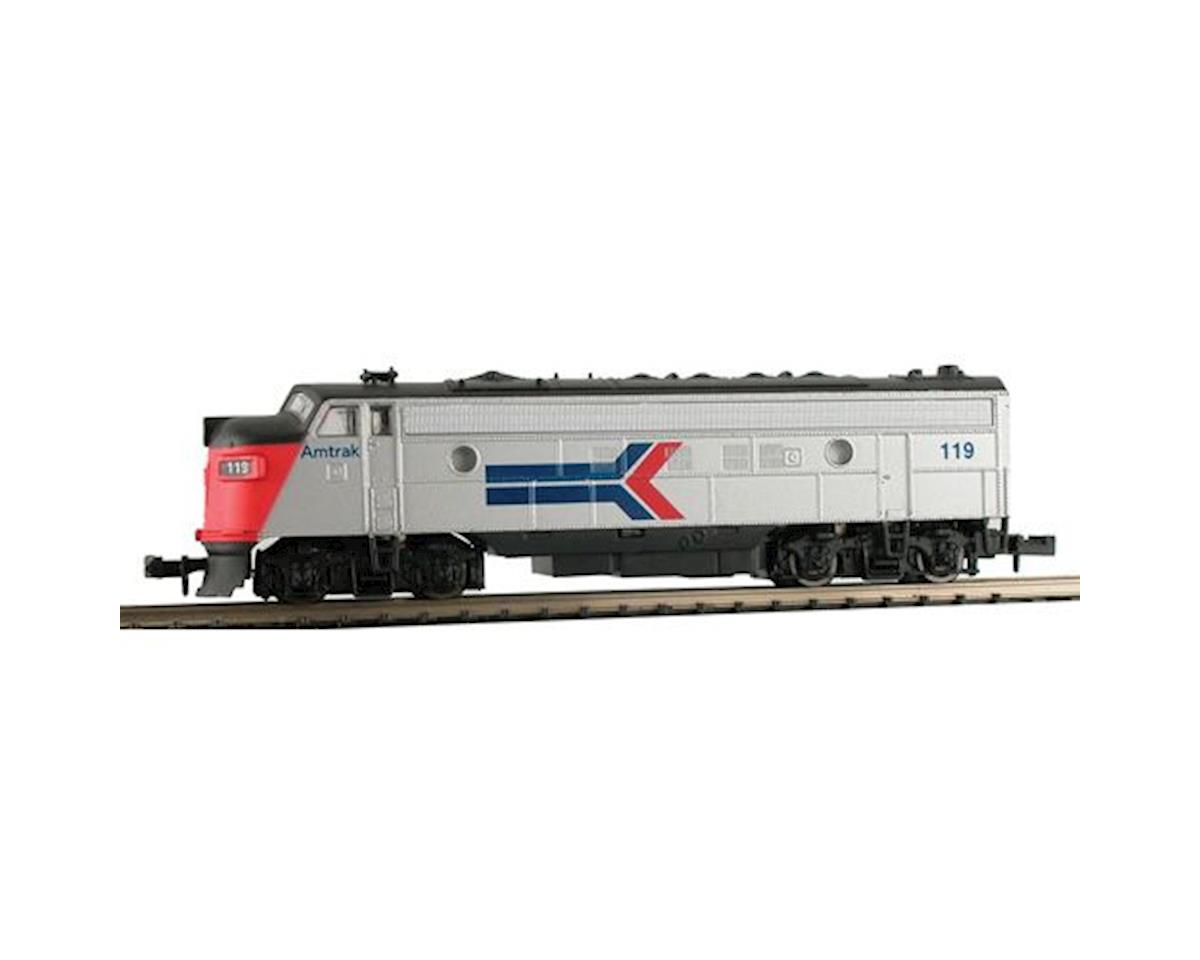 Model Power N FP7 Phase II, Amtrak