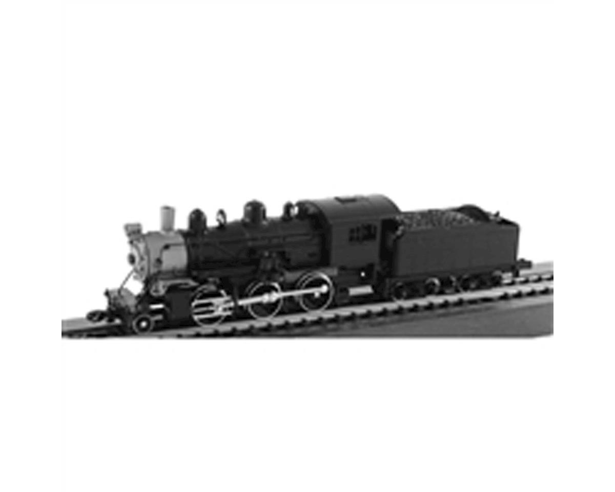 Model Power N 2-6-0 Mogul w/DCC & Sound, Undecorated