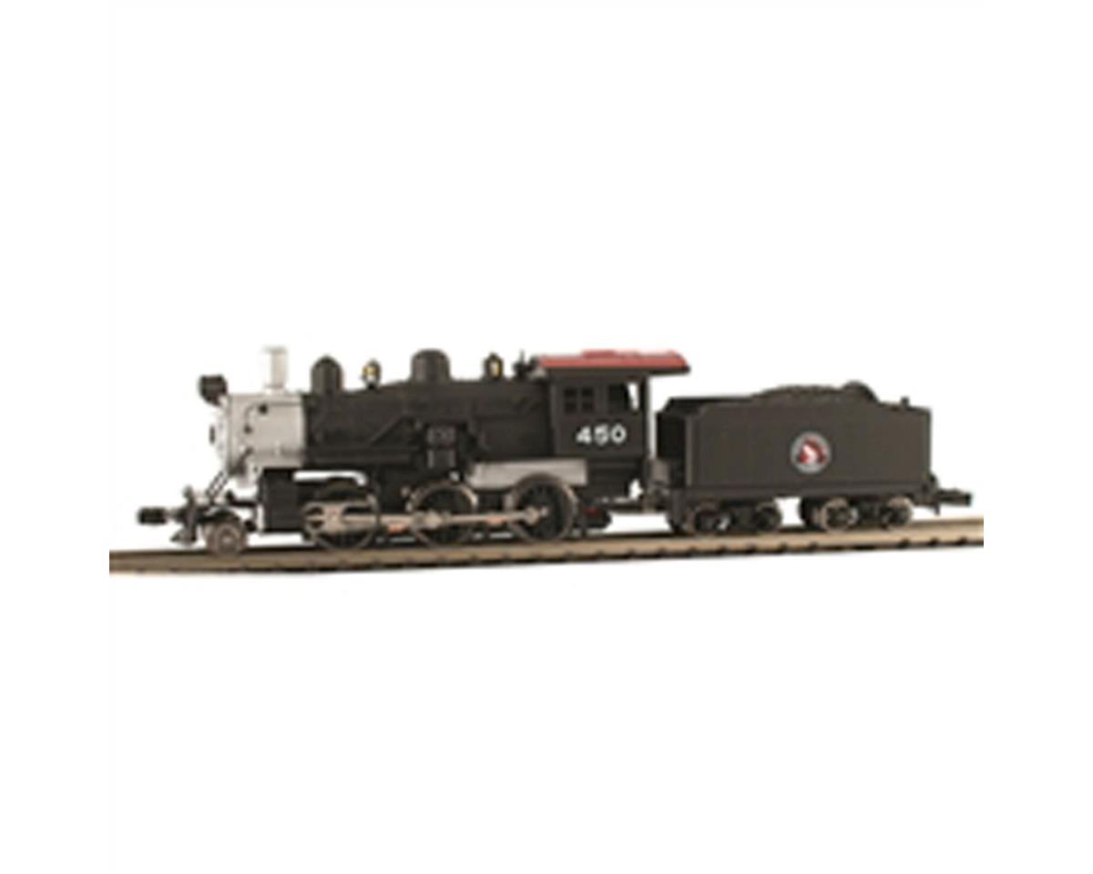 Model Power N 2-6-0 Mogul w/DCC & Sound, GN