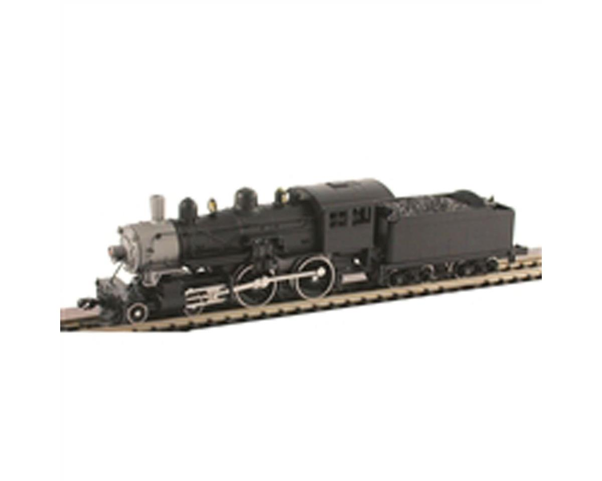 Model Power N 4-4-0 American, Undecorated