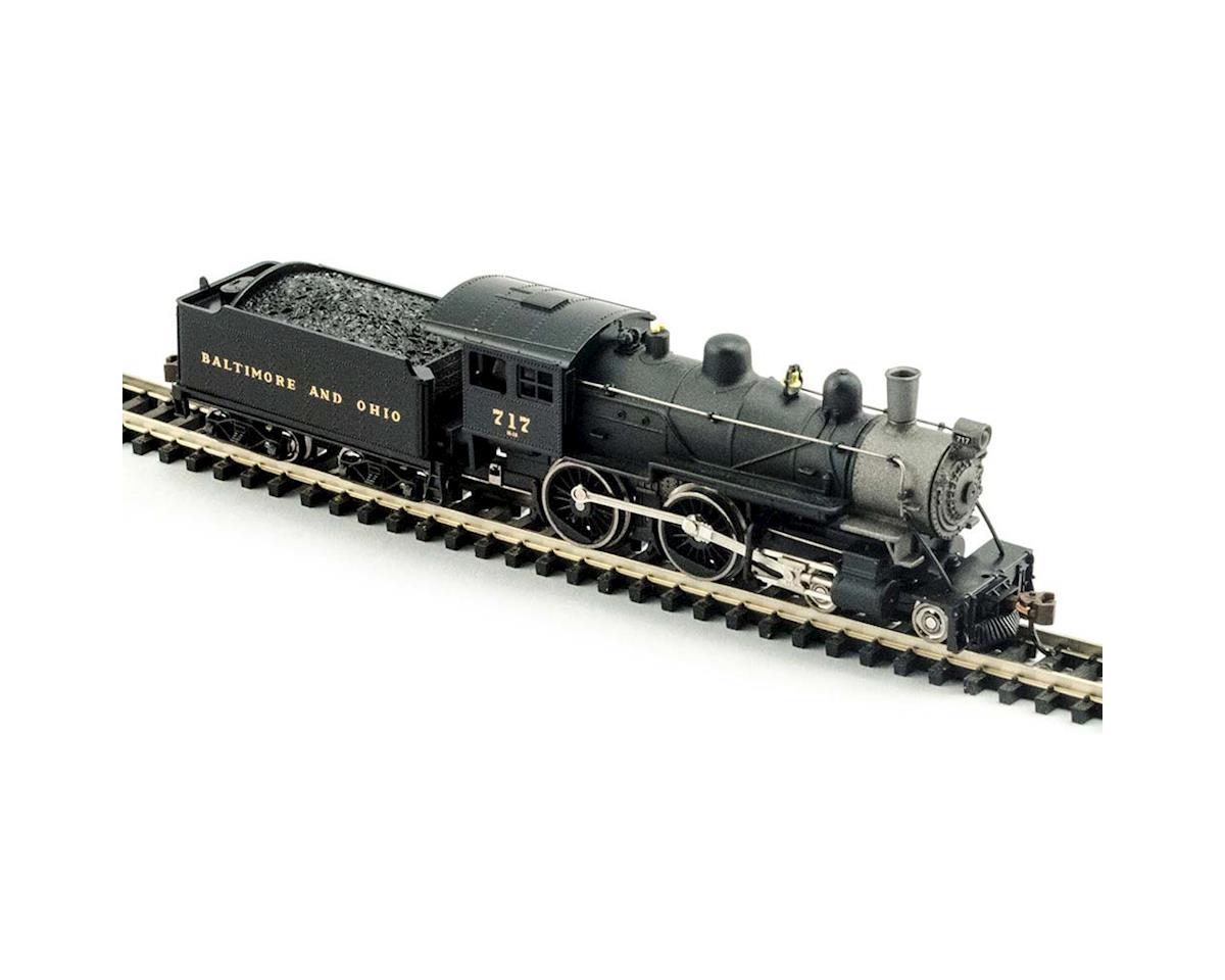 Model Power 87623 4-4-0 American DCC Compatible B&O N