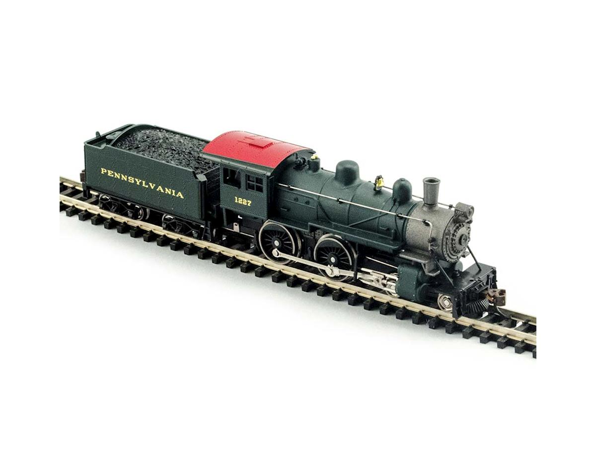 Model Power 87631 4-4-0 American DCC Compatible PRR N