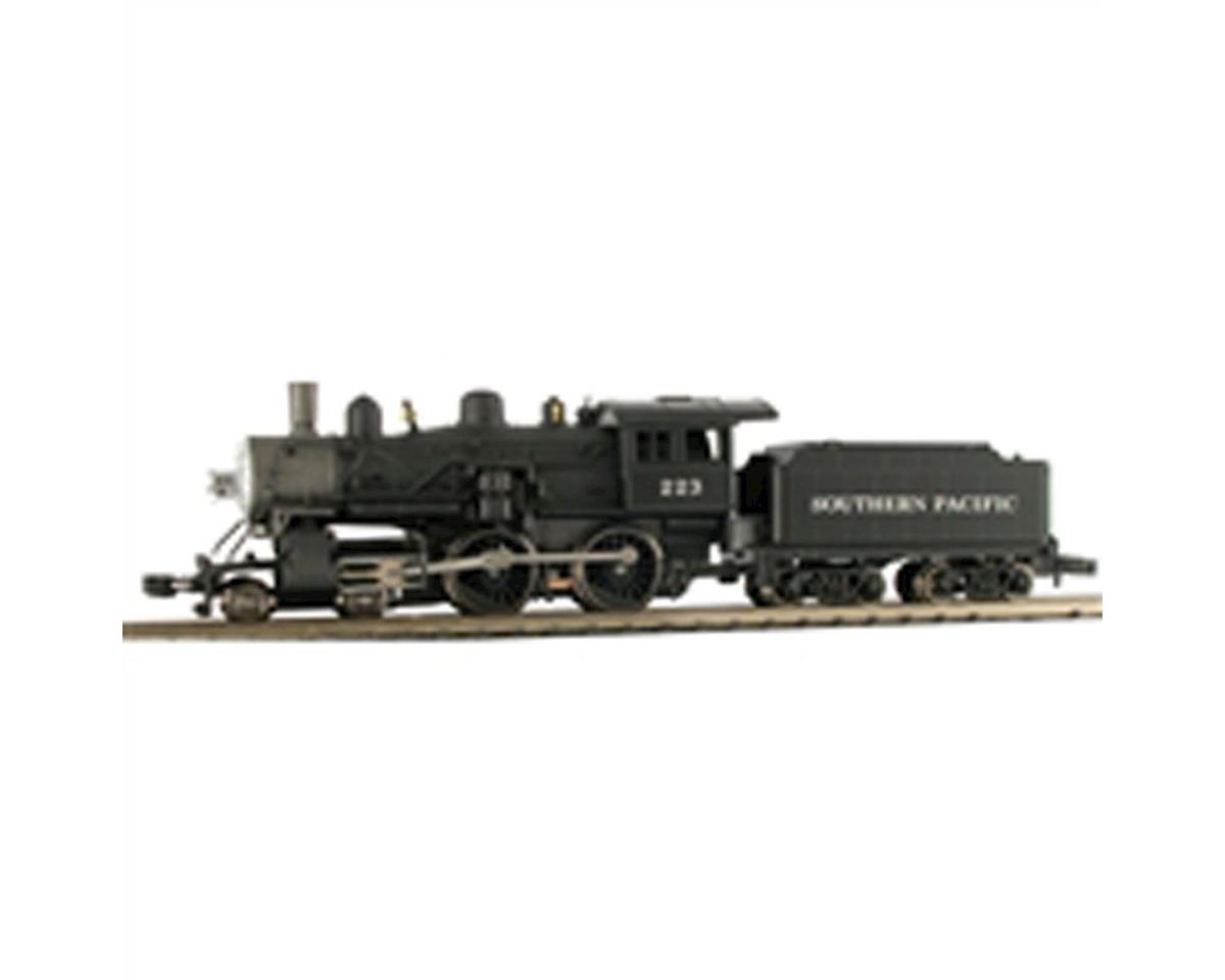 Model Power N 4-4-0 American w/DCC & Sound, SP