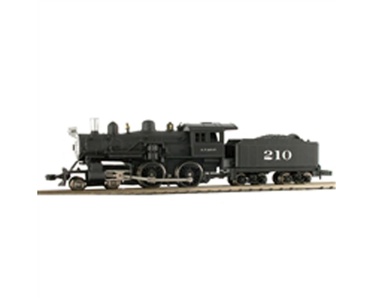 Model Power N 4-4-0 American w/DCC & Sound, SF