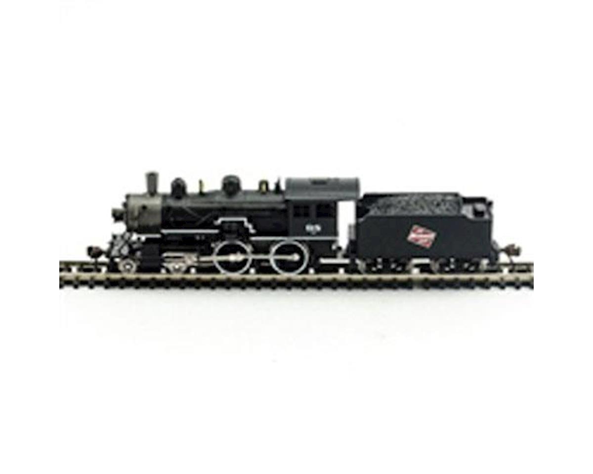 Model Power N 4-4-0 American w/DCC & Sound, MILW