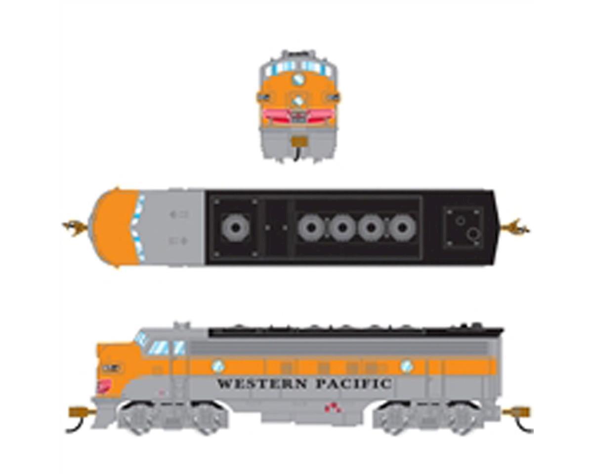 Model Power N FP7 Phase I w/DCC & Sound, WP