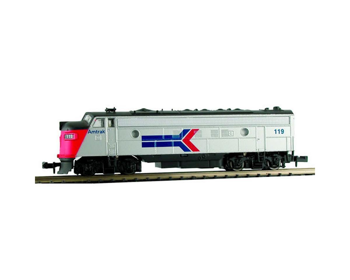 Model Power N FP7 Phase II w/DCC & Sound, Amtrak
