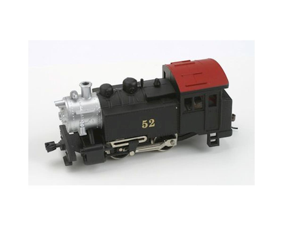 HO 0-4-0 Tank, Black #52 by Model Power