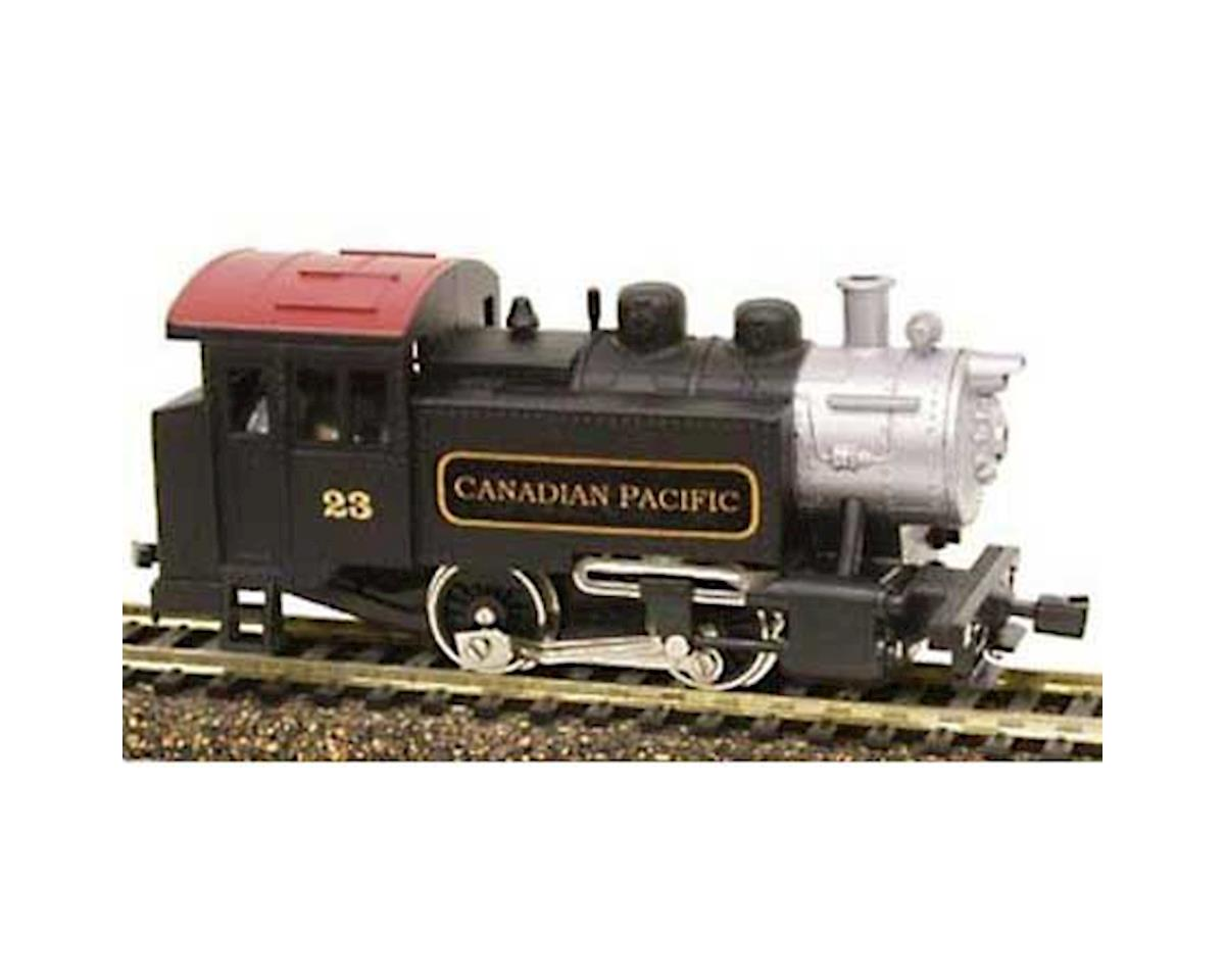 Model Power HO 0-4-0 Tank, CPR