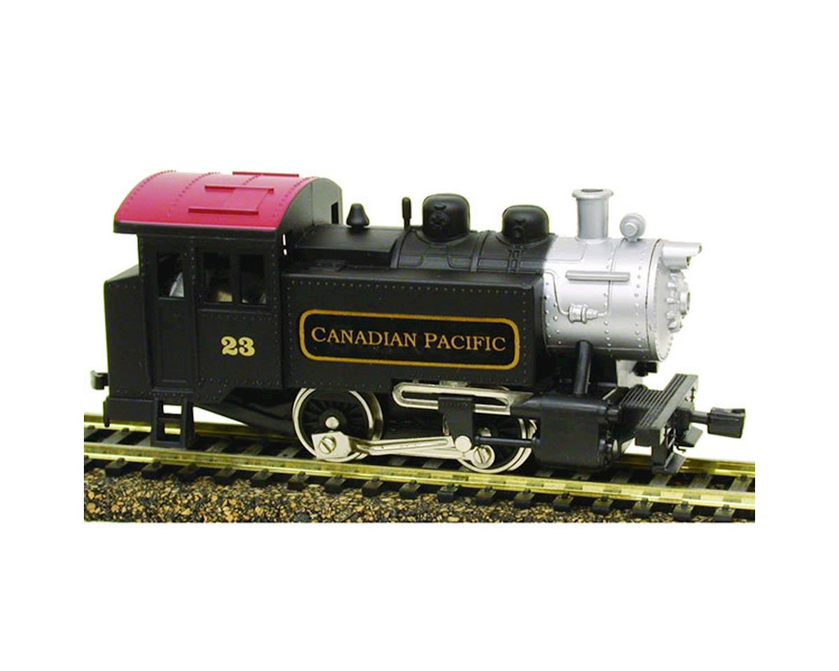 Model Power HO 0-4-0 Tank Switcher w/DCC & Sound, CPR