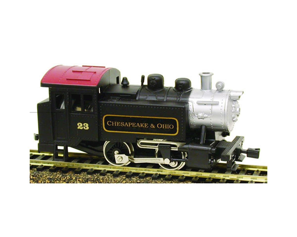 Model Power HO 0-4-0 Tank Switcher w/DCC & Sound, C&O