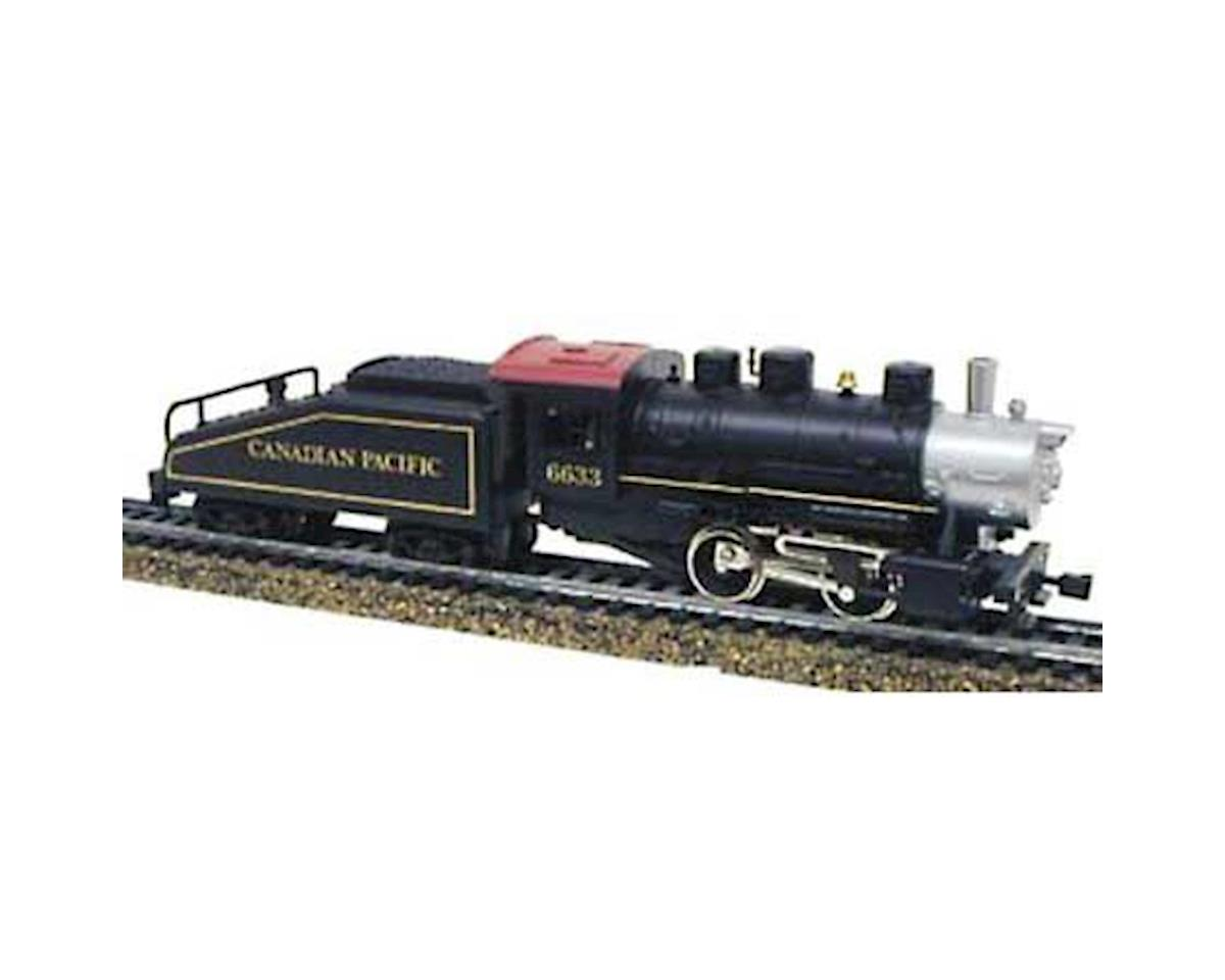 HO 0-4-0 Shifter w/Tender, CPR