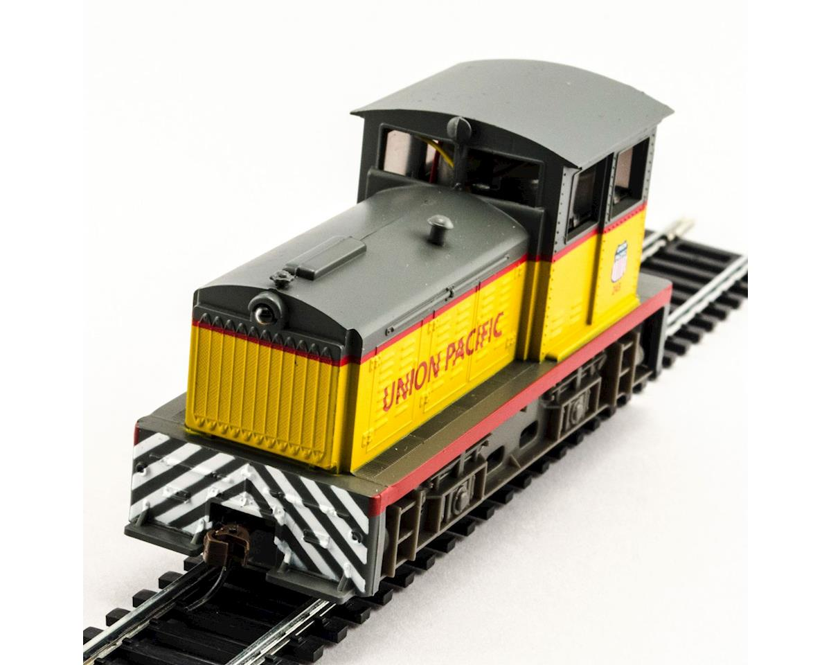 Model Power HO DDT Plymouth w/DCC & Sound, UP