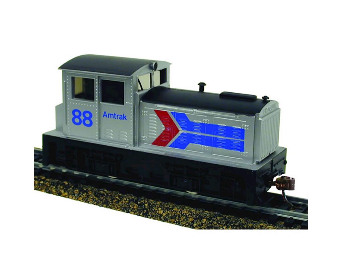 Model Power HO DDT Plymouth w/DCC & Sound, Amtrak