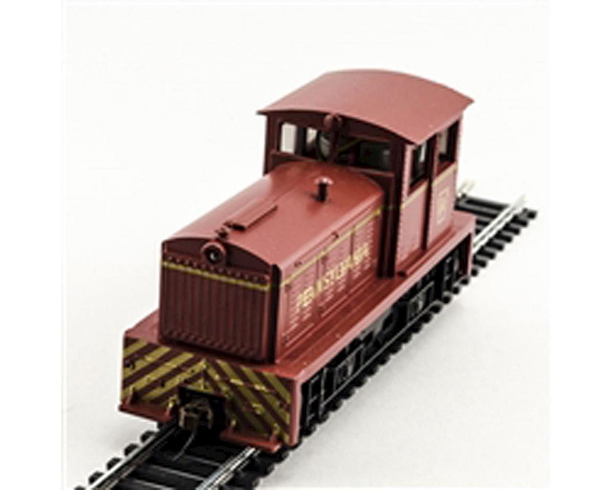 Model Power HO DDT Plymouth w/DCC & Sound, Undecorated