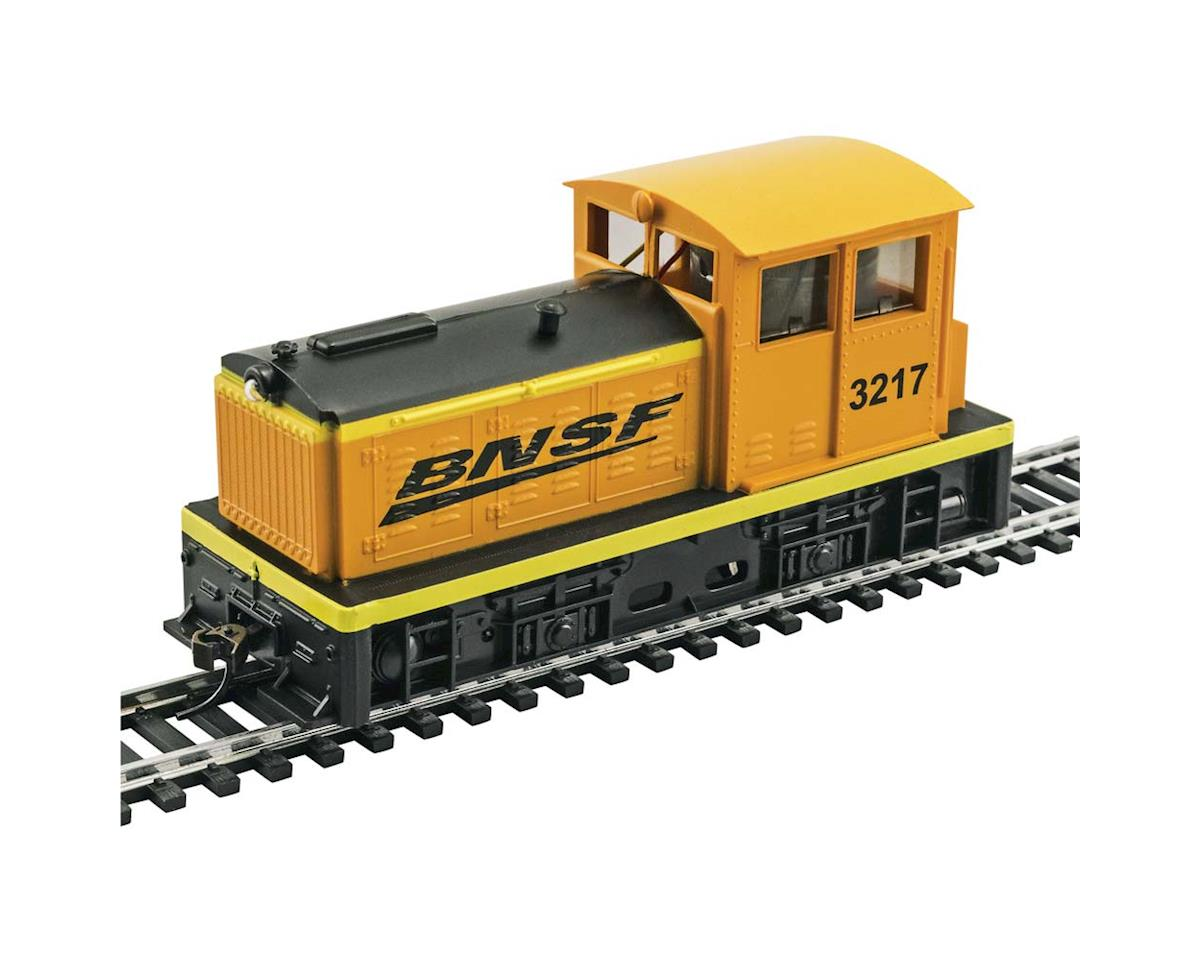96683 DDT Plymouth BNSF Org/Grn HO  Exclusive! by Model Power