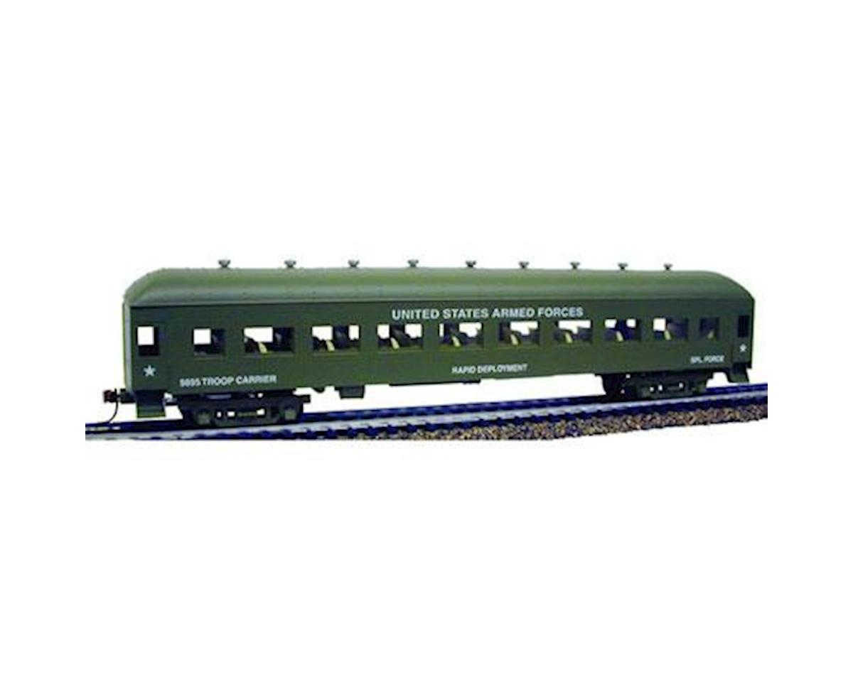 Model Power HO Troop Carrier, US Army