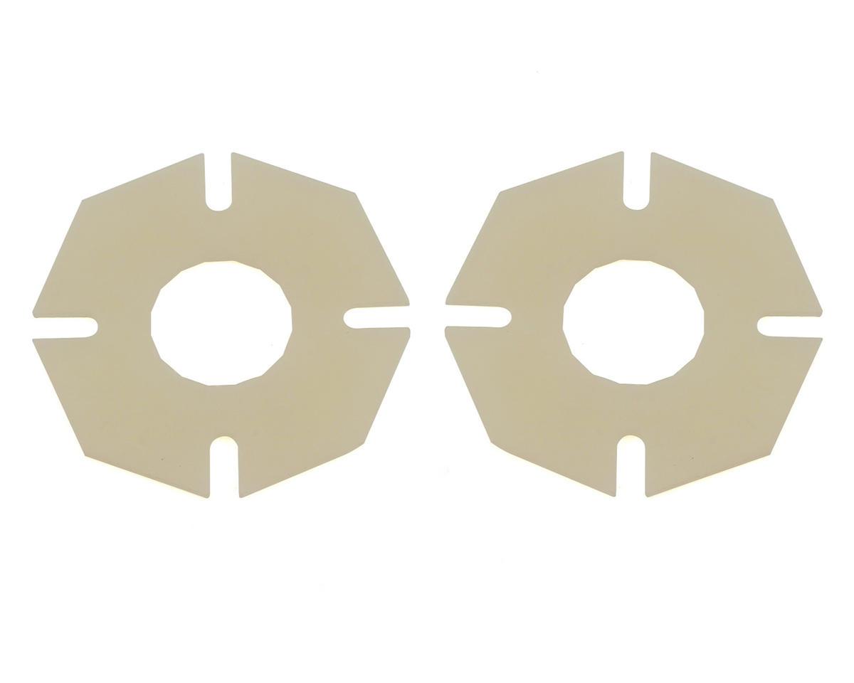 Mckune Design XRAY FR4 High Bite Vented Slipper Pad Set