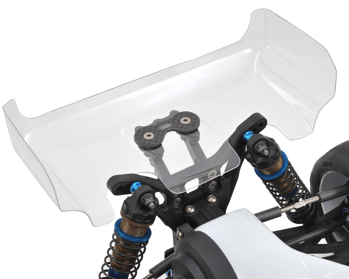 Mckune Design B5M Carbon Fiber Wing Plate