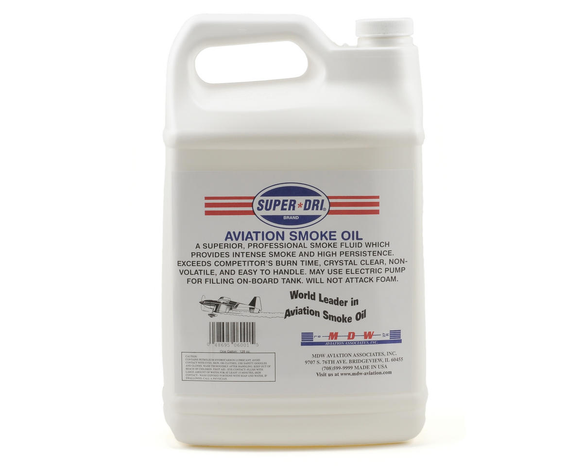 MDW Aviation Super*Dri® Smoke Oil (One Gallon)