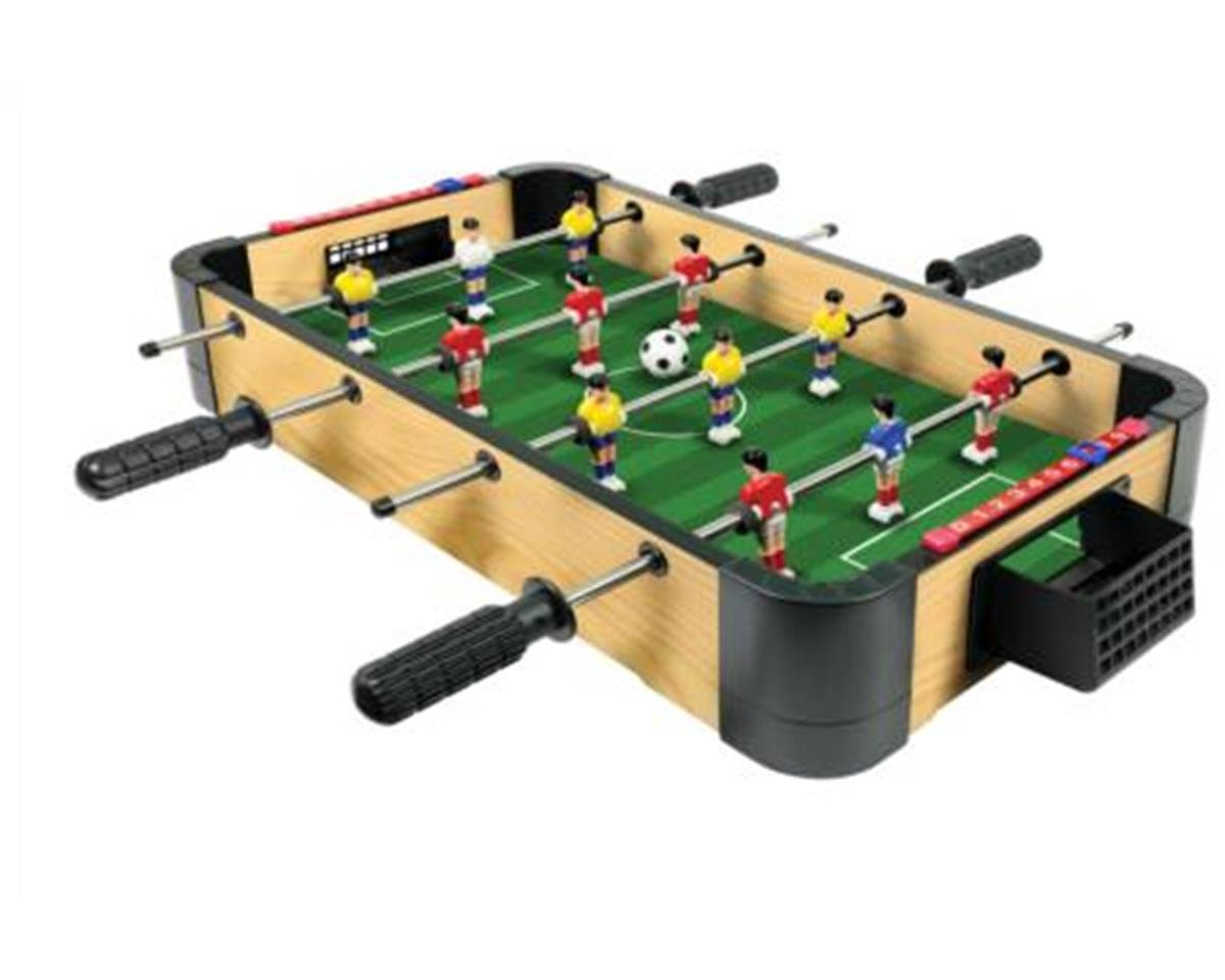 20In Wood Tabletop Foosball