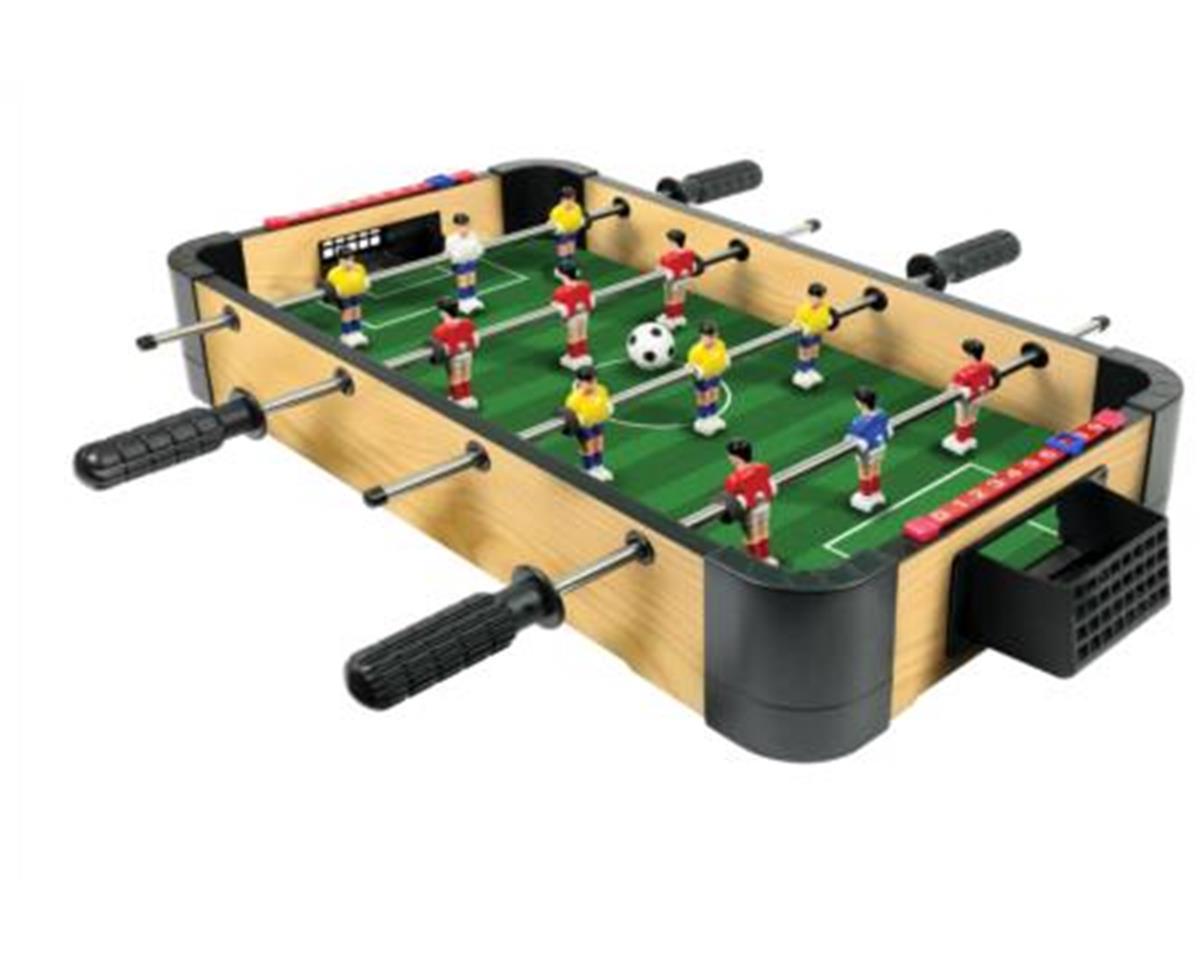20In Wood Tabletop Foosball by Merchant Ambassadors