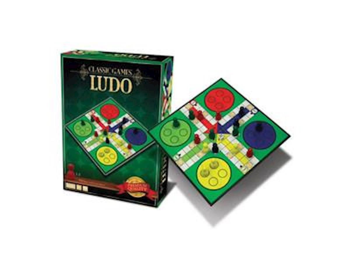 Classic Games Wood Ludo by Merchant Ambassadors
