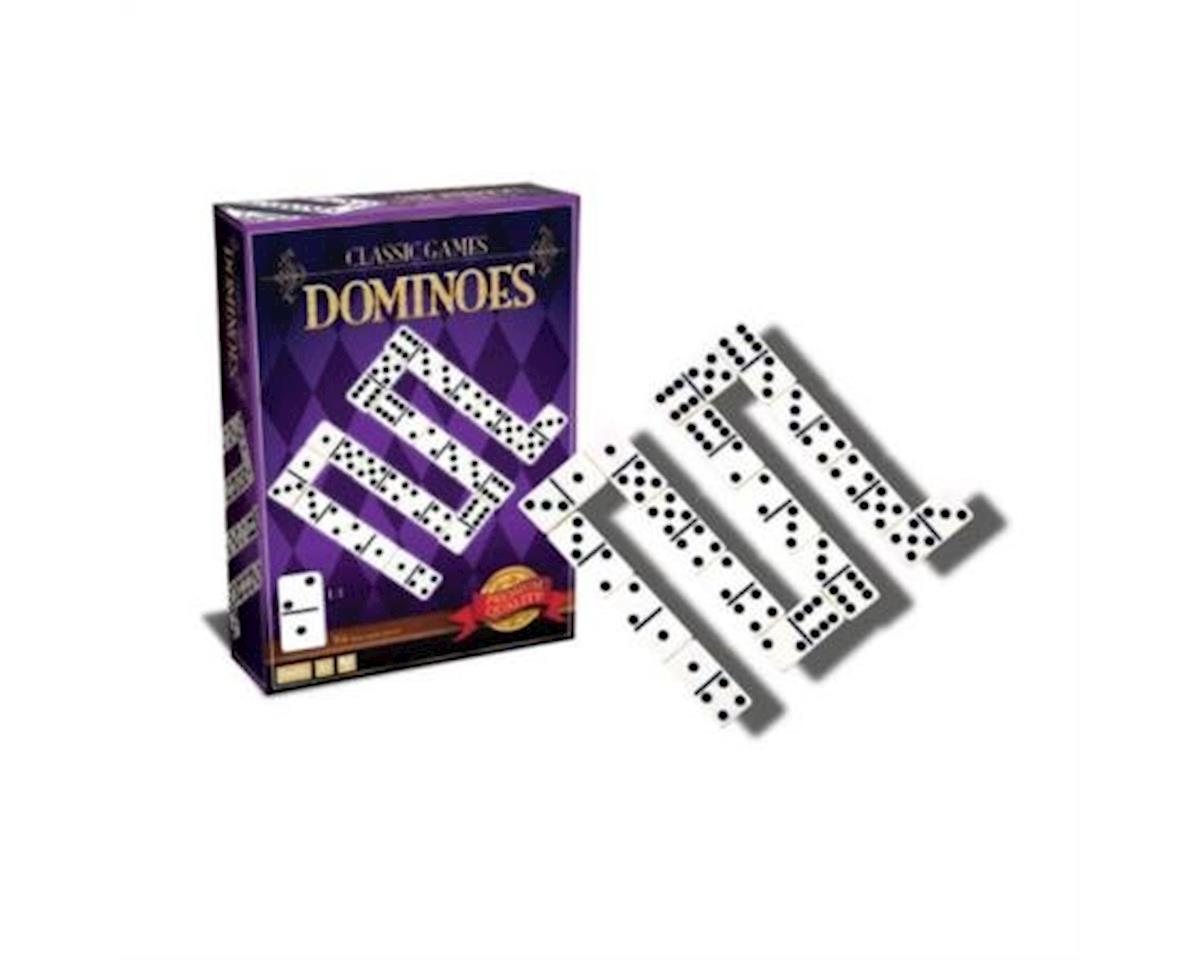 Classic Games Double-6 Dominoes