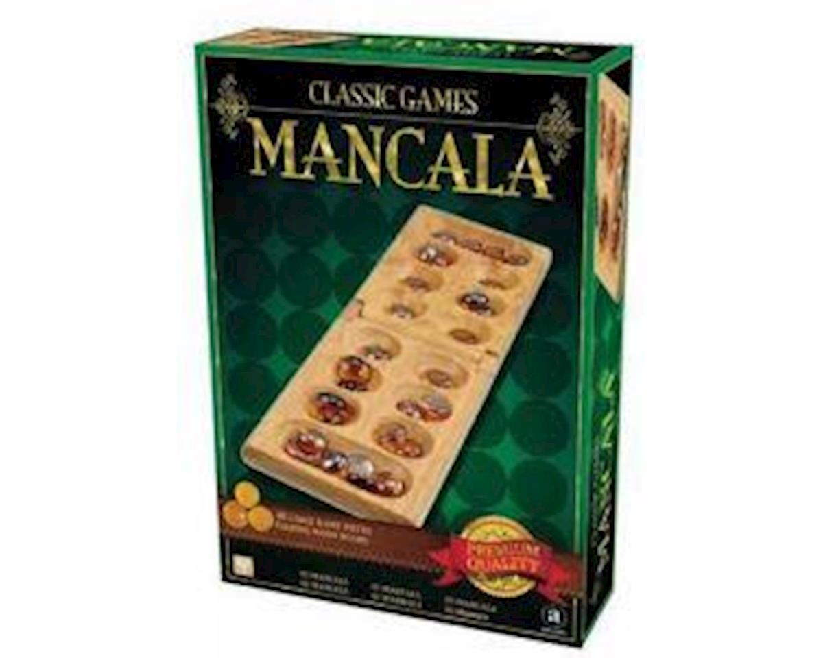 Classic Games Wood Mancala by Merchant Ambassadors