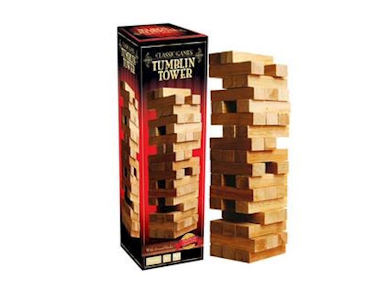 Merchant Ambassadors Classic Games Wood Tumblin' Tower