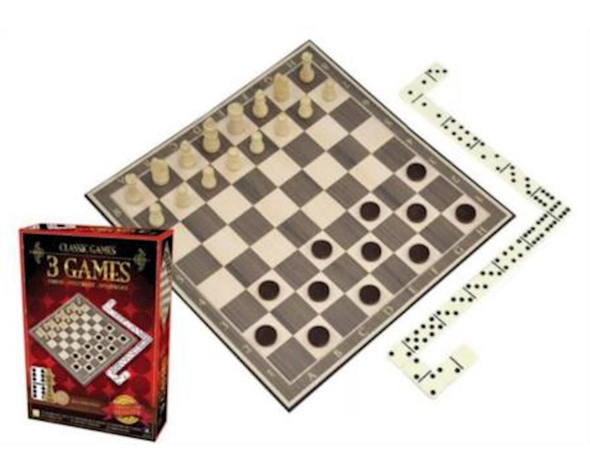 Classic Games - 3 Game Set